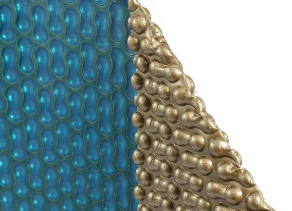 500 Micras Dark Blue Gold